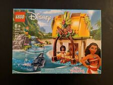 Lego Disney - Moana's Island Home (43183) - Brand New