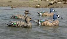 New Dakota Decoy 18000 Waterfowl Hunting X-Treme Bluewing Teal Decoys (12 Pack)
