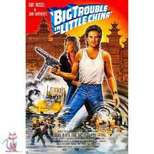 """Big Trouble In Little China Poster - 36""""x24""""   #6603"""