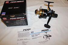 """PENN """"LIVE LINER 4600L""""-MADE IN USA -UNGEFISCHT-Nr-407-2 von 2"""