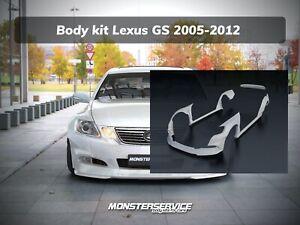 Wide body kit Lexus GS 05-12