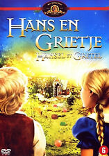 HÄNSEL und GRETEL -Märchen Klassiker RARE DVD*NEU*OVP