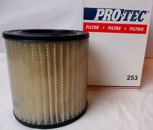 Pro Tec 253 Engine Air Filter Cross Reference Wix 46180