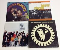 The Brand New Heavies: 4 CDs- TBNH/Heavy Rhyme Experience/Brother Sister/Shelter