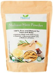 Multani Mitti Indian healing clay Organic, Recipies provided,Gift Packed