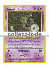 Pokemon Neo Destiny 89/105 - Icognito V deutsch