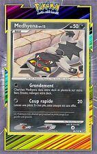 Medhyena - Platine - 86/127 - Carte Pokemon Neuve Française