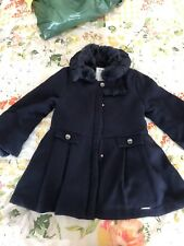 Girls Mayoral Winter Coat Age 6 Years