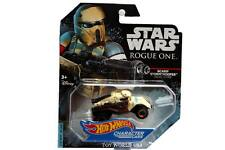 2016 Hot Wheels Star Wars Character Cars Rogue One Scarif Stormtrooper Squad Ldr
