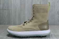 45 Under Armour UAS RLT Suede Fat Tire Boots 9.5 10 Sand Michelin 1307158-786