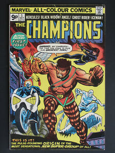 CHAMPIONS  # 1-17  US MARVEL  1975-1978  zur Auswahl / to select