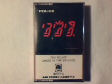 POLICE Ghost in the machine mc cassette k7 ITALY STING COME NUOVA LIKE NEW!!!