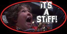 "80's Spielberg Classic Goonies Chunk ""It's A Stiff!"" custom tee AnySize AnyColor"
