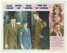 SEND ME NO FLOWERS  Lobby Card #8 - ROCK HUDSON/TONY RANDALL