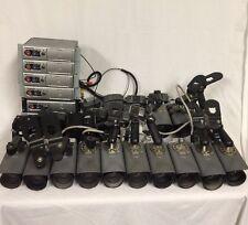 LOT PANASONIC ARBITRATOR 360 KIT AG-CK10P AG-CPD15 CN258IR2.5 BUNDLE CAMERA DVR