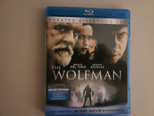 The Wolfman Blu-ray Disc, 2010, 2-Disc Set