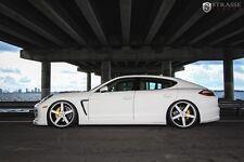 2010-16 Porsche Panamera Adjustable Lowering Links Air Suspension Kit v1