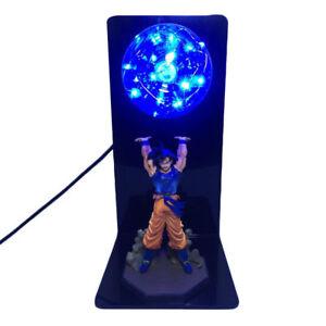 Led Licht Lampe DE Geschenk Dragon Ball Goku GenkiDama Z Son Geist Action figure