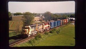 KN 12 ORIGINAL TRAIN SLIDE ENGINE MC-AISF 5396 LOMIRA