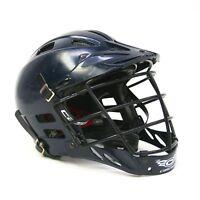 Cascade CLH2 Lacrosse Helmet Navy Blue Size S-R NNN Protective Head Sports Gear