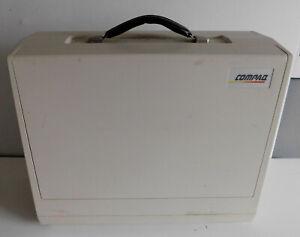 Vintage COMPAQ PLUS Model 101709 Portable Desktop Computer As -is Condition
