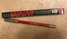 BNIB Authentic Urban Decay 24/7 Glide On Lip Liner 714 (Bright Red) MSRP $21