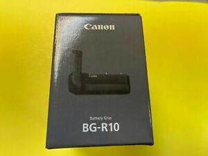 Canon BG-R10 Battery Grip (For R5 / R6) - NEW