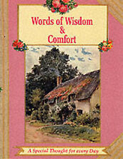 Words of Wisdom and Comfort: A Special Thought for Every Day, , Good Book