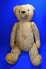 Vintage German Stuffed Animal Teddy Bear Hermann #BG