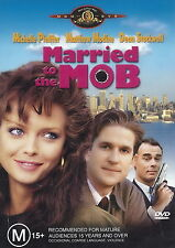 Married To The Mob - Comedy / Adventure - NEW DVD