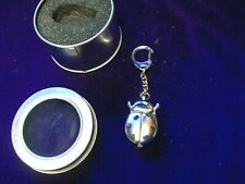 PARK LANE/BEETLE WATCH/KEY RING