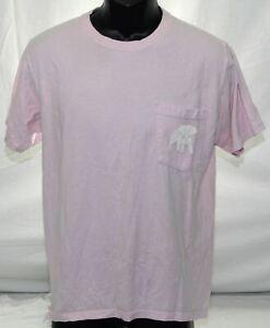 Comfort Colors The Shirt Shop Tuscaloosa, Alabama Pink Pocket Tee Small T Shirt