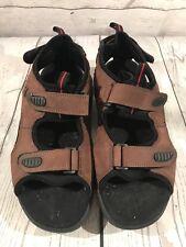 Ecco Mens Yucatán Receptor offroad Brown leather sport size 41