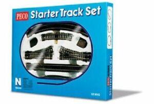 Peco N Gauge Setrack Starter Track Set ST-300