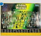 Star Wars Power Of The Force Poster Hasbro 1998