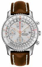 A13324121G1X1   BRAND NEW BREITLING NAVITIMER 1 CHRONOGRAPH 41 MEN'S PILOT WATCH