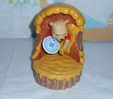 "Disney Winnie The Pooh ""Make the Best of a Sticky Situation"" Base Lights Up NEW"