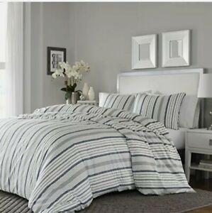 Stone Cottage Conrad Comforter Set Full/Queen Medium Grey