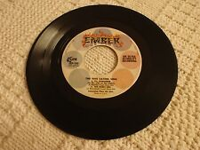 THE FIVE SATINS  EMBER EP 100 NO COVER  WONDERFUL GIRL/PRETTY BABY & 2