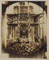 Begräbnis (Friedrich der Große?), Kaiserzeit, Deutschland, um 1900, Fotografie