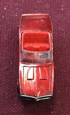 Vintage 1967 Hot Wheels Redline Custom Pontiac Firebird Diecast Mattel Made USA