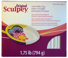 Gran Original arcilla polimérica Sculpey 4 X 794g Blanco Super Sculpey Alternativa