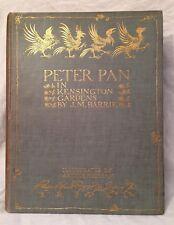 Arthur Rackham / J M Barrie - Peter Pan In Kensington Gardens - 1st 1912