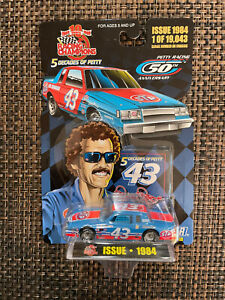 Racing Champions 5 Decades of Petty 1984