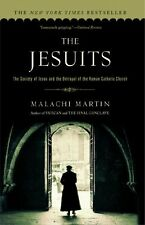 The Jesuits by Malachi Martin, (Paperback), Simon andamp; Schuster , New, Free S
