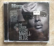 The London Sessions by Mary J. Blige (CD, Nov-2014, Capitol)