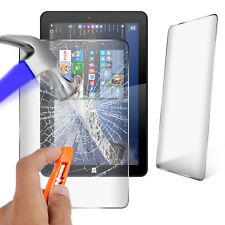 """Clear Tablet Glass Screen protector Guard For Kurio Smart (8.9"""")"""