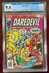 DAREDEVIL #138 CGC 9.4 NM (1976) 🔑 CONTINUED IN GHOST RIDER #20