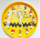 The Peanuts Snoopy and His Friends Character Figure Wall DIY Clock Cute Design
