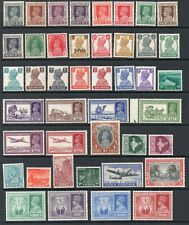 More details for india kgvi large *** all-different mint *** range, values to 10r